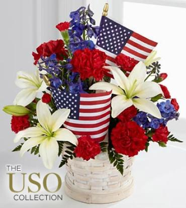 The American Glory™ Bouquet
