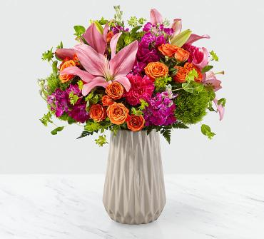 "Pretty and Poised â""¢ Bouquet"