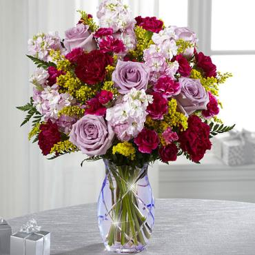 The Gratitude Glimmers™ Bouquet by Better Homes and Garden